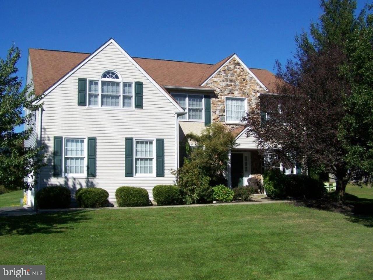 Maison unifamiliale pour l Vente à 5 VOUDY Road Telford, Pennsylvanie 18969 États-Unis