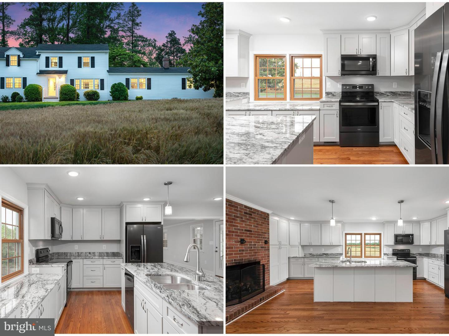 Single Family for Sale at 25179 Sparta Rd Milford, Virginia 22514 United States