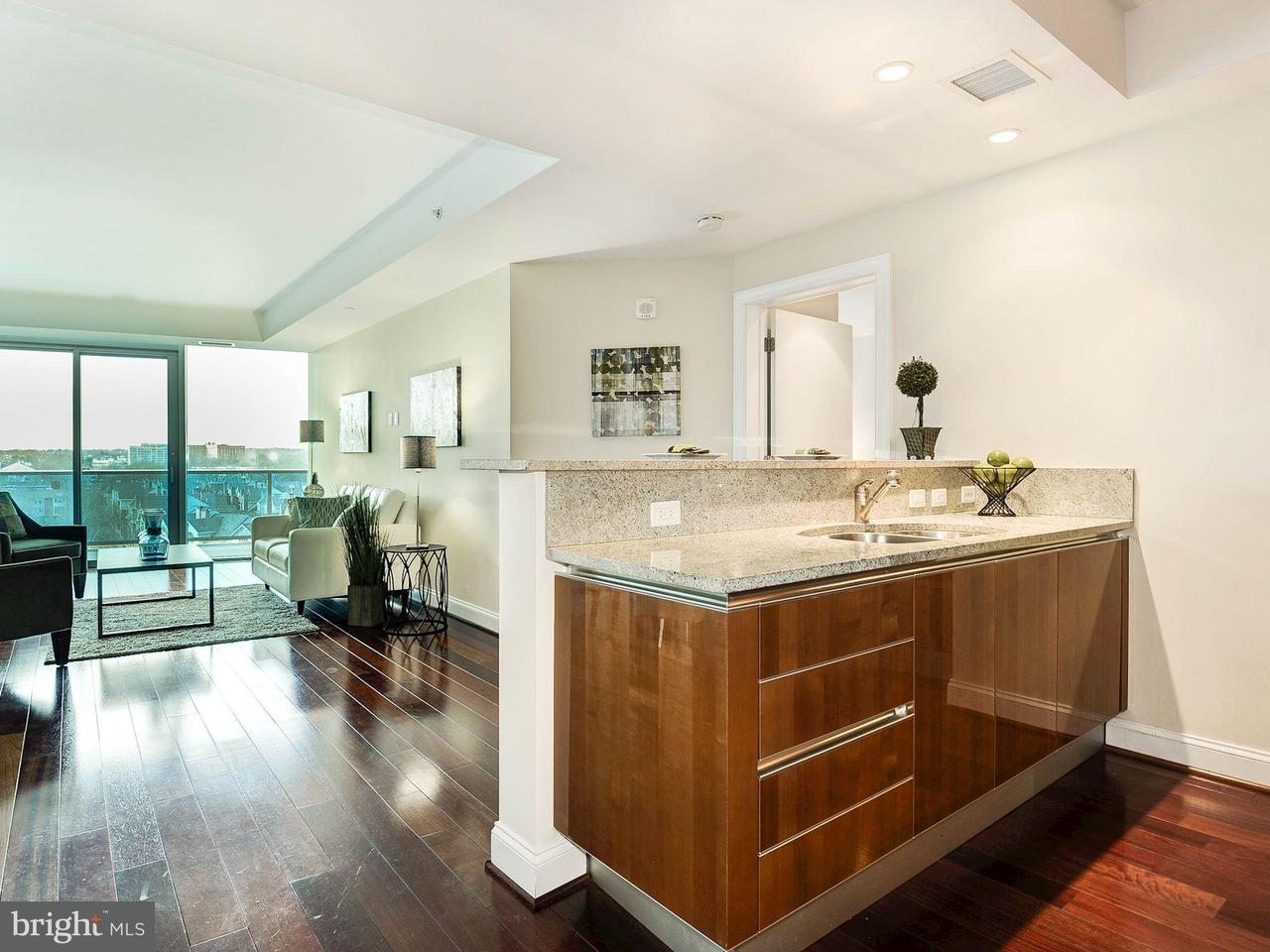 Condominium for Sale at 1881 Nash St #1208 1881 Nash St #1208 Arlington, Virginia 22209 United States