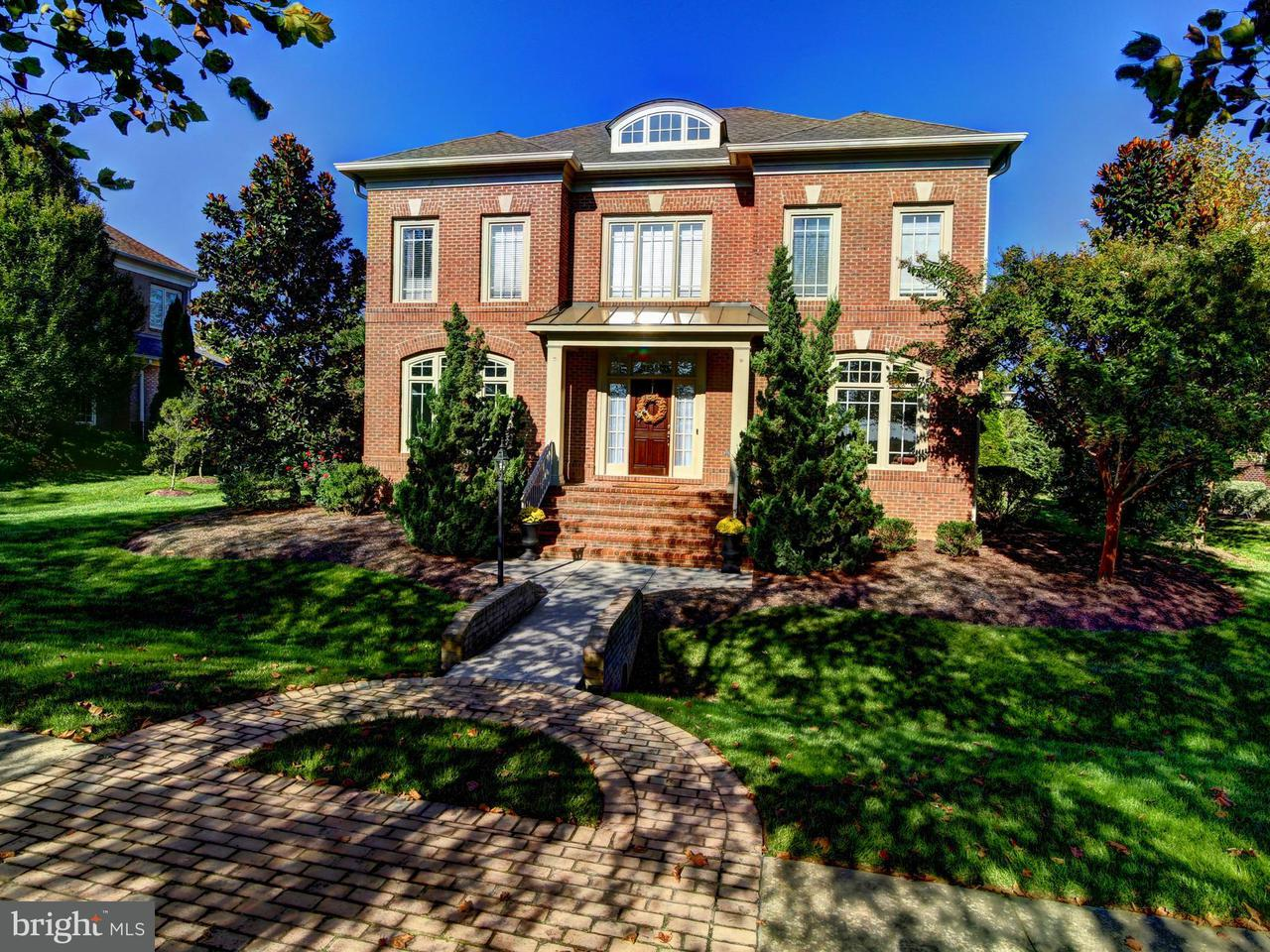 Single Family Home for Sale at 23014 Song Sparrow Lane 23014 Song Sparrow Lane Ashburn, Virginia 20148 United States