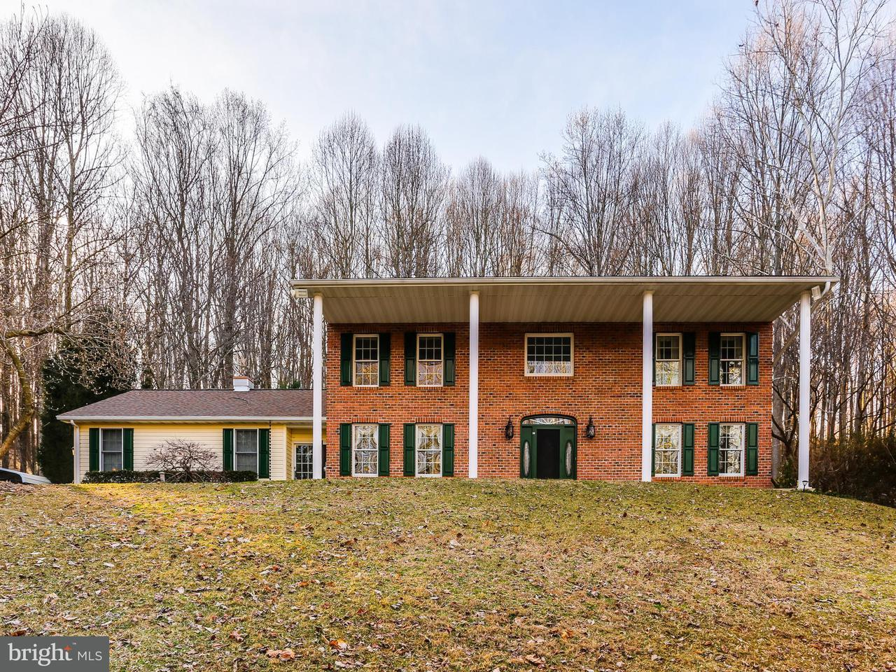 Single Family Home for Sale at 870 Marriottsville Road 870 Marriottsville Road Marriottsville, Maryland 21104 United States