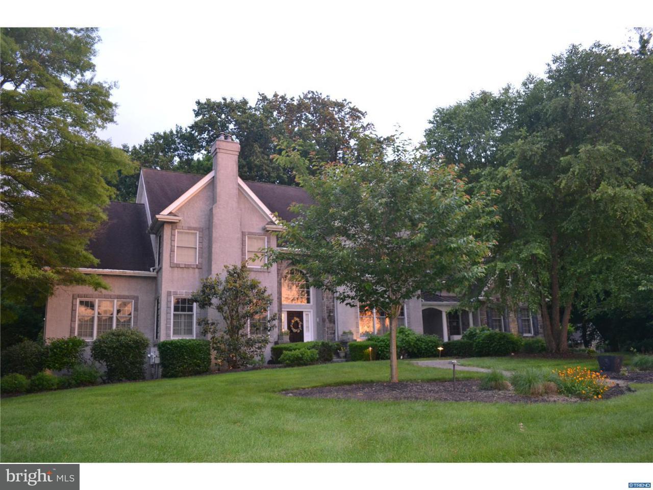 Частный односемейный дом для того Продажа на 25 NIVIN Lane Landenberg, Пенсильвания 19350 Соединенные Штаты