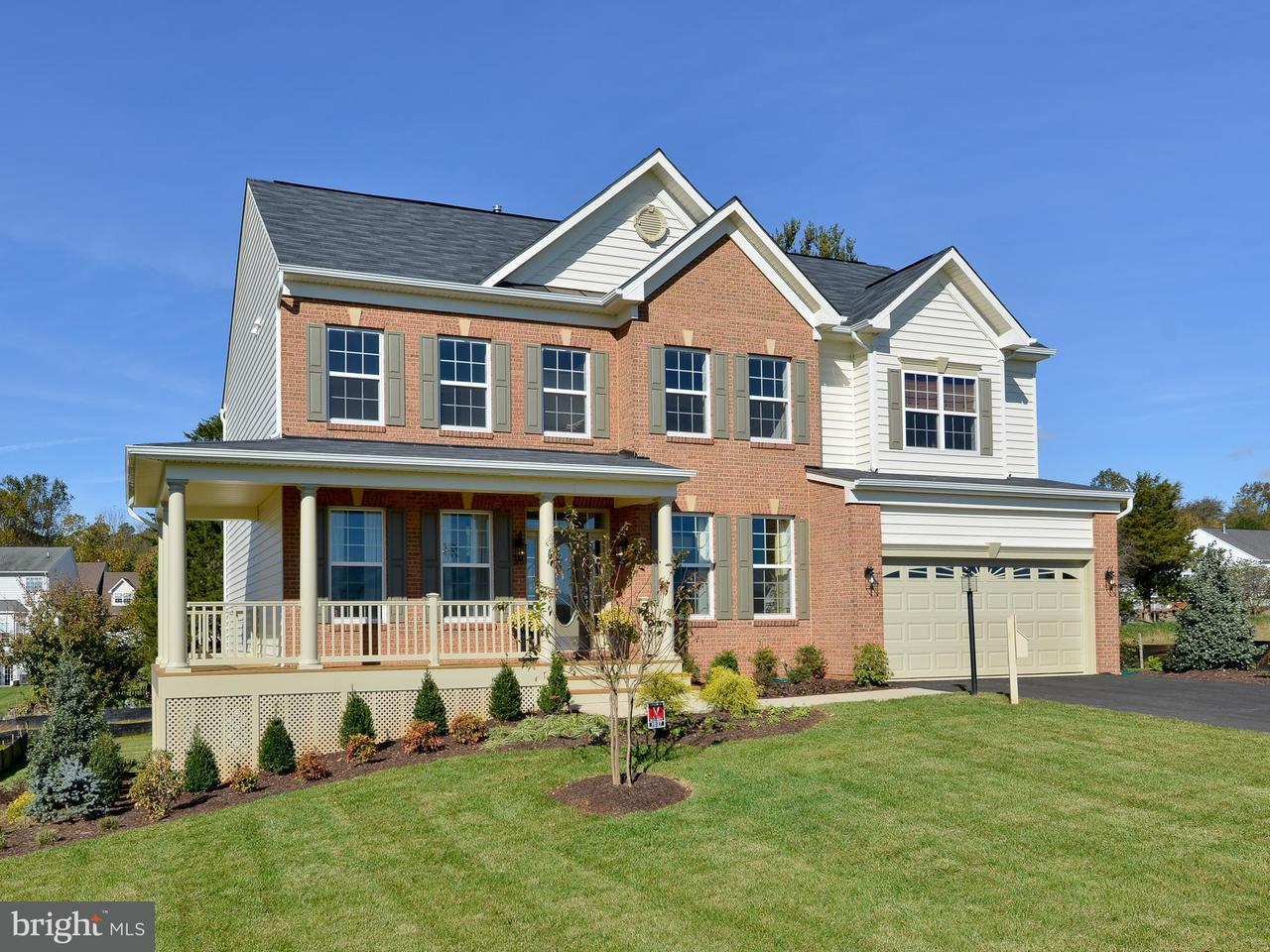 Single Family Home for Sale at 12443 Annagreen Court 12443 Annagreen Court Manassas, Virginia 20112 United States