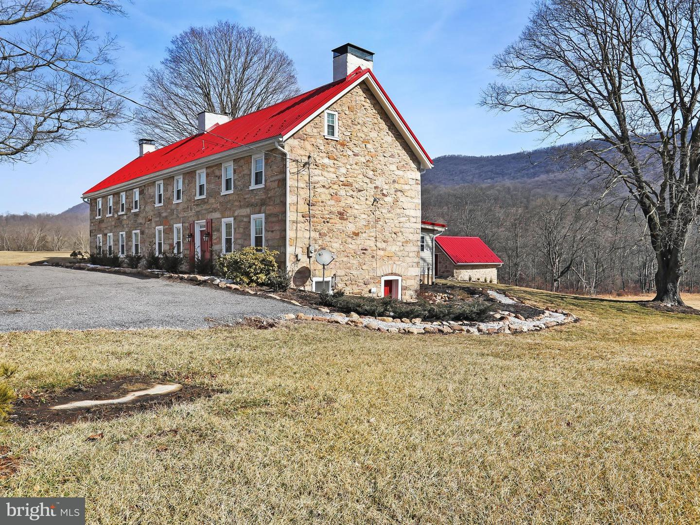 Farm for Sale at 3680 Path Valley Rd Fort Loudon, Pennsylvania 17224 United States