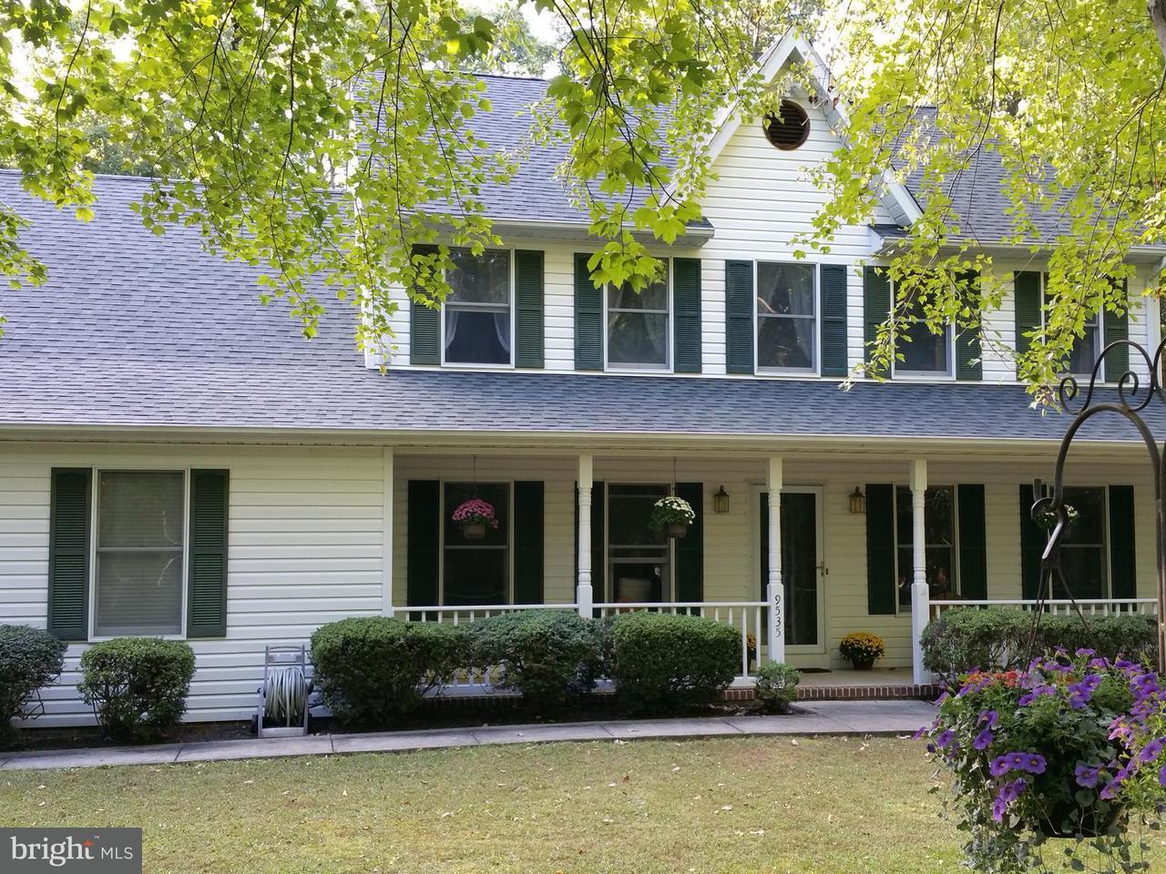 Casa Unifamiliar por un Venta en 9535 Hickory Acres Court 9535 Hickory Acres Court Pomfret, Maryland 20675 Estados Unidos