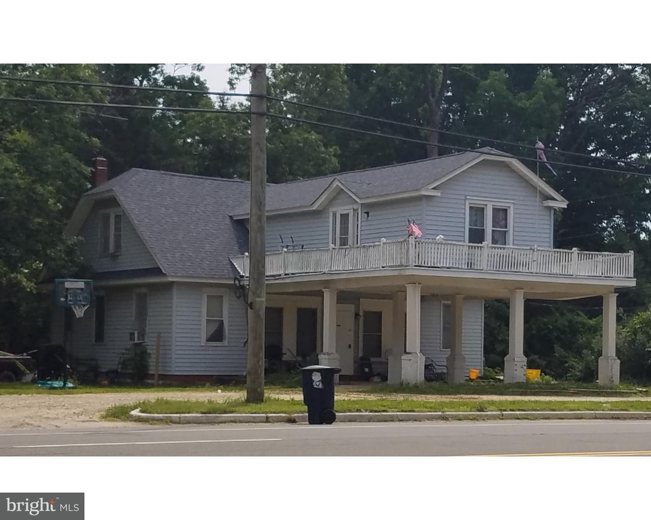 Enfamiljshus för Försäljning vid 3194 S BLACK HORSE PIKE Williamstown, New Jersey 08094 UsaI/Runt: Monroe Township