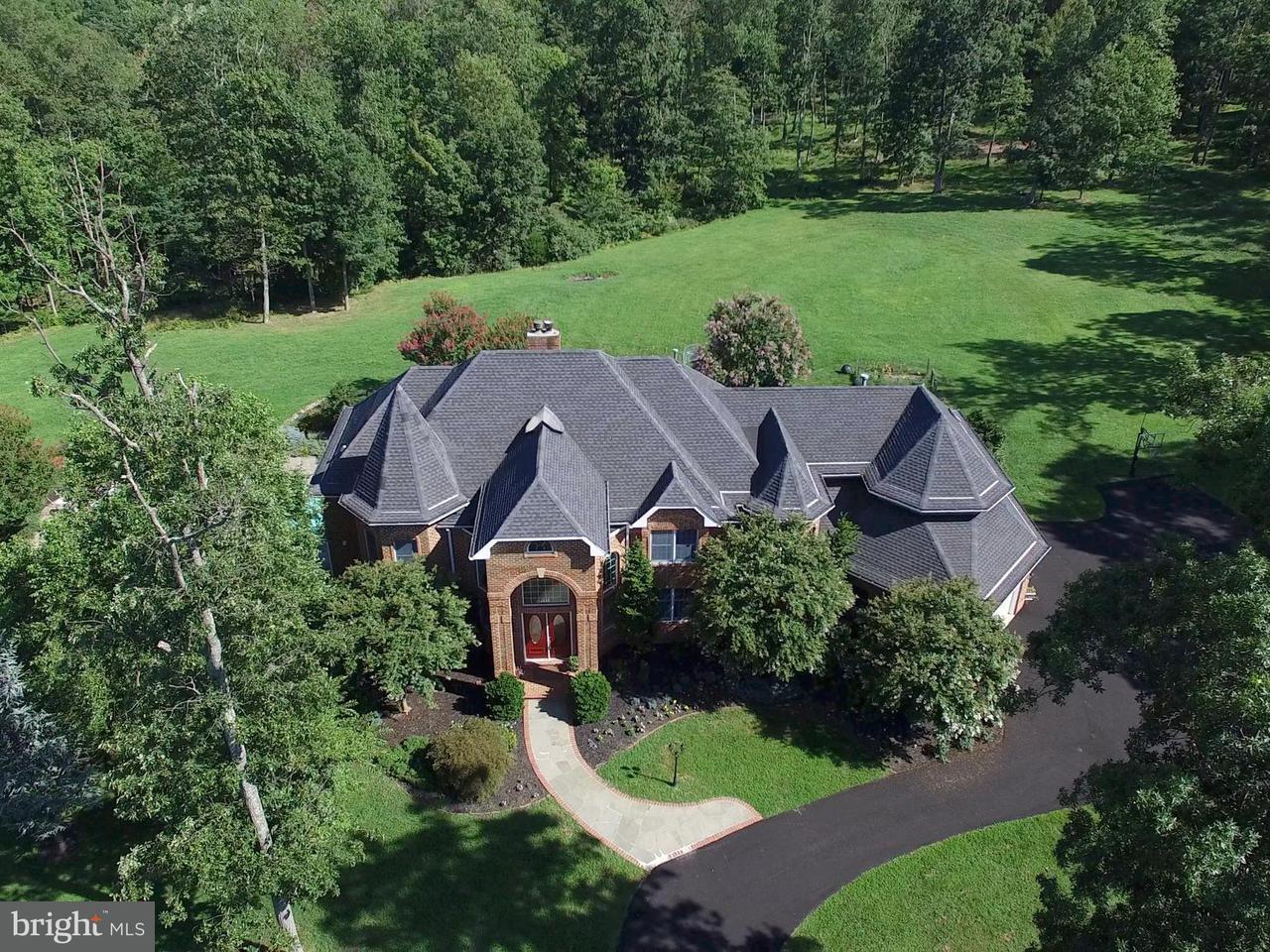 Casa Unifamiliar por un Venta en 41155 Trotter Lane 41155 Trotter Lane Paeonian Springs, Virginia 20129 Estados Unidos