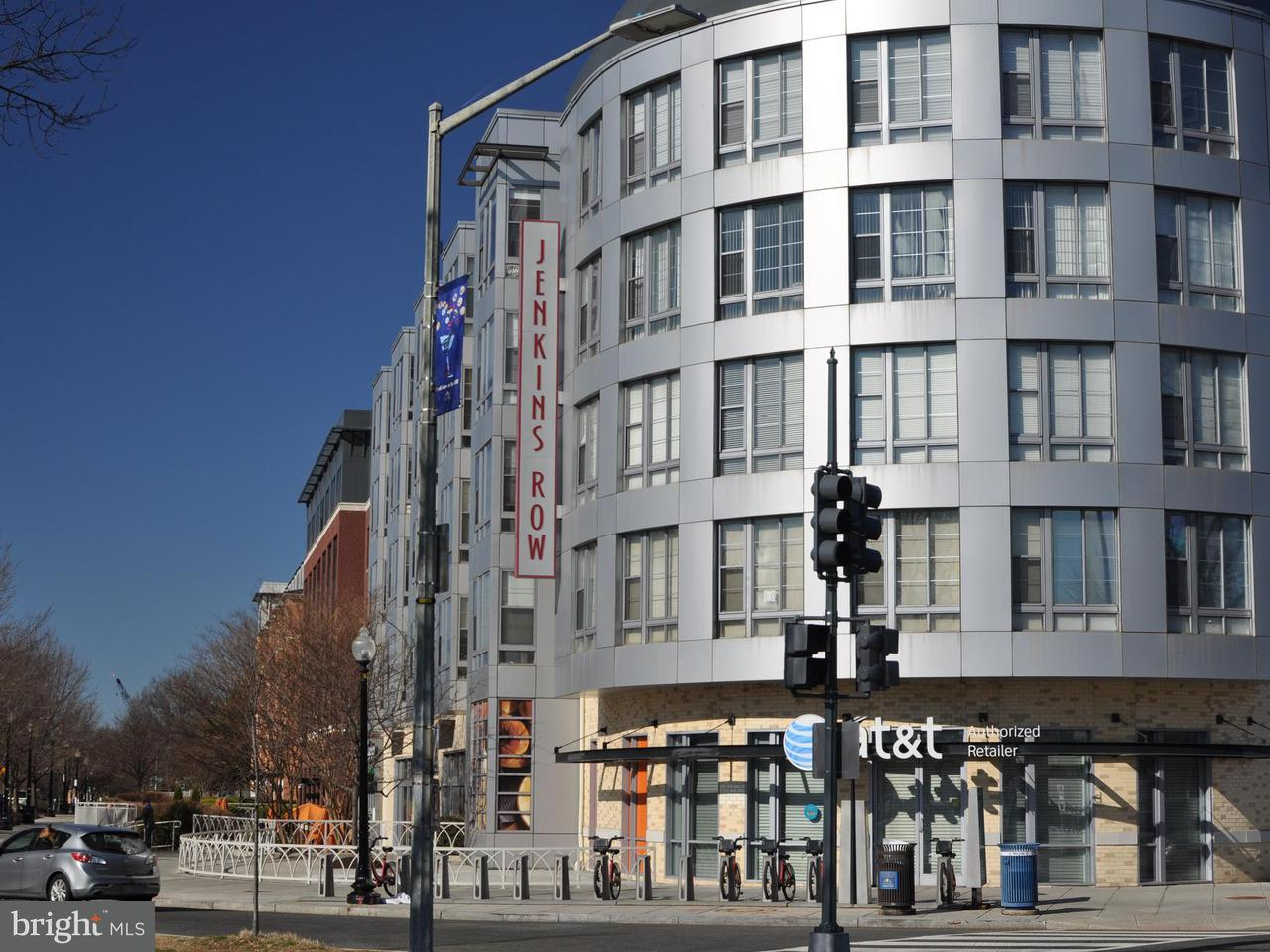 Condominium for Rent at 1391 Pennsylvania Ave SE #542 Washington, District Of Columbia 20003 United States