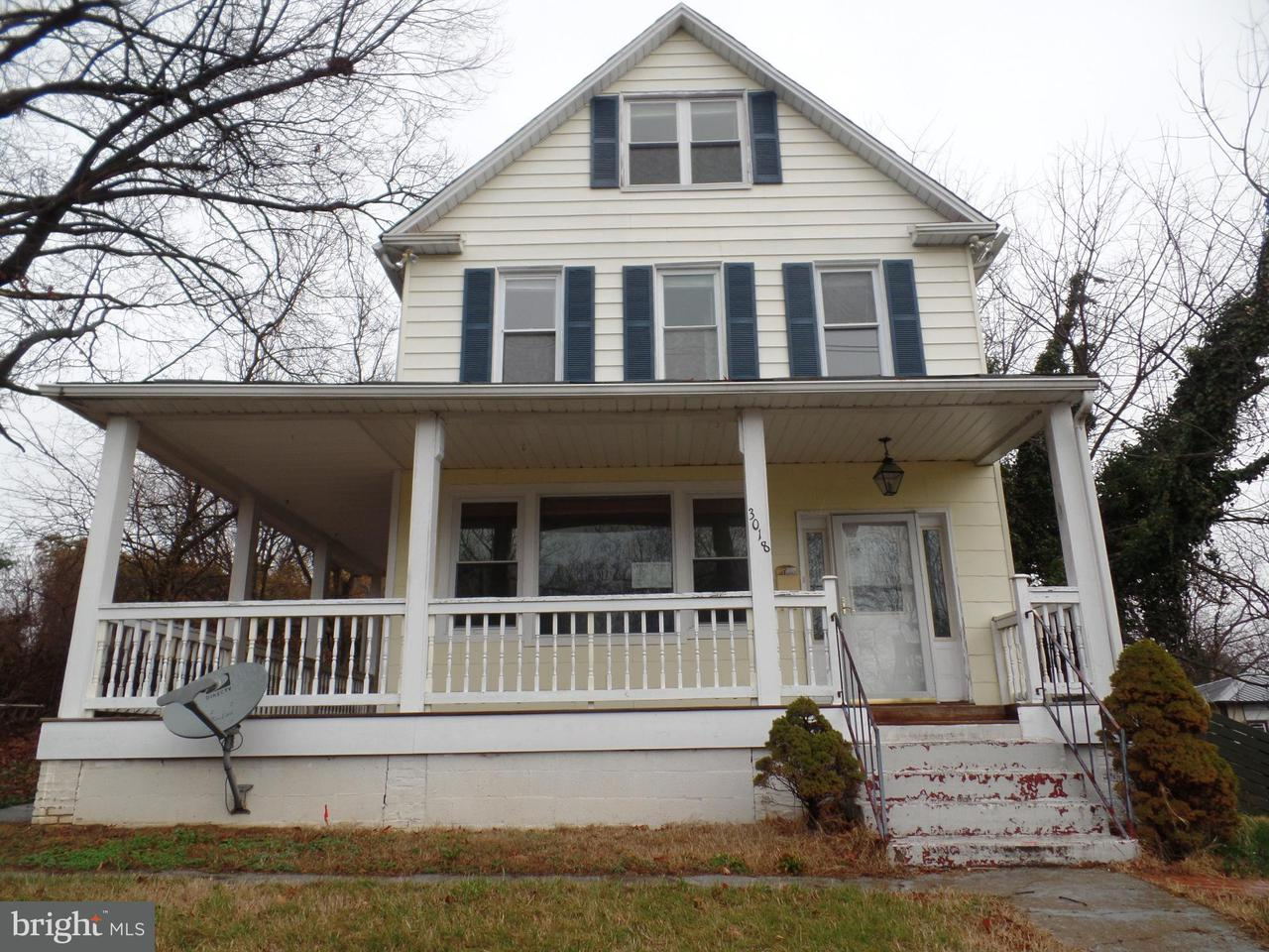 Single Family for Sale at 3018 Glenmore Ave Baltimore, Maryland 21214 United States