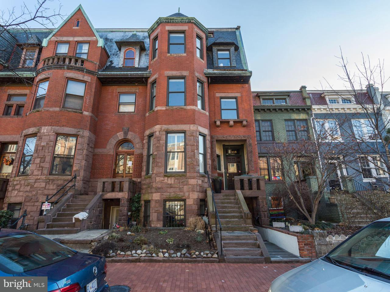 Townhouse for Sale at 2118 O St Nw #C 2118 O St Nw #C Washington, District Of Columbia 20037 United States