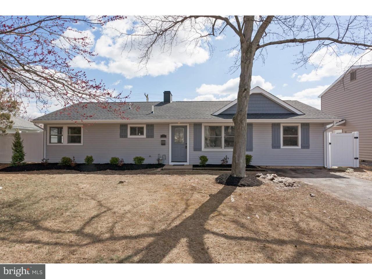 Single Family Home for Sale at 716 AUBURN Road Fairless Hills, Pennsylvania 19030 United States