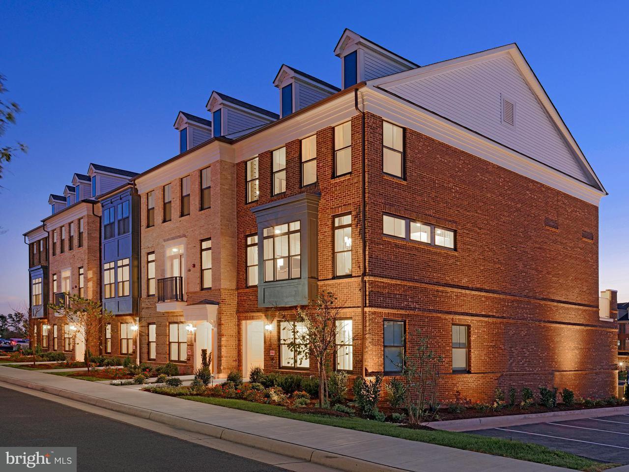 Townhouse for Sale at 22555 Amendola Ter 22555 Amendola Ter Ashburn, Virginia 20148 United States