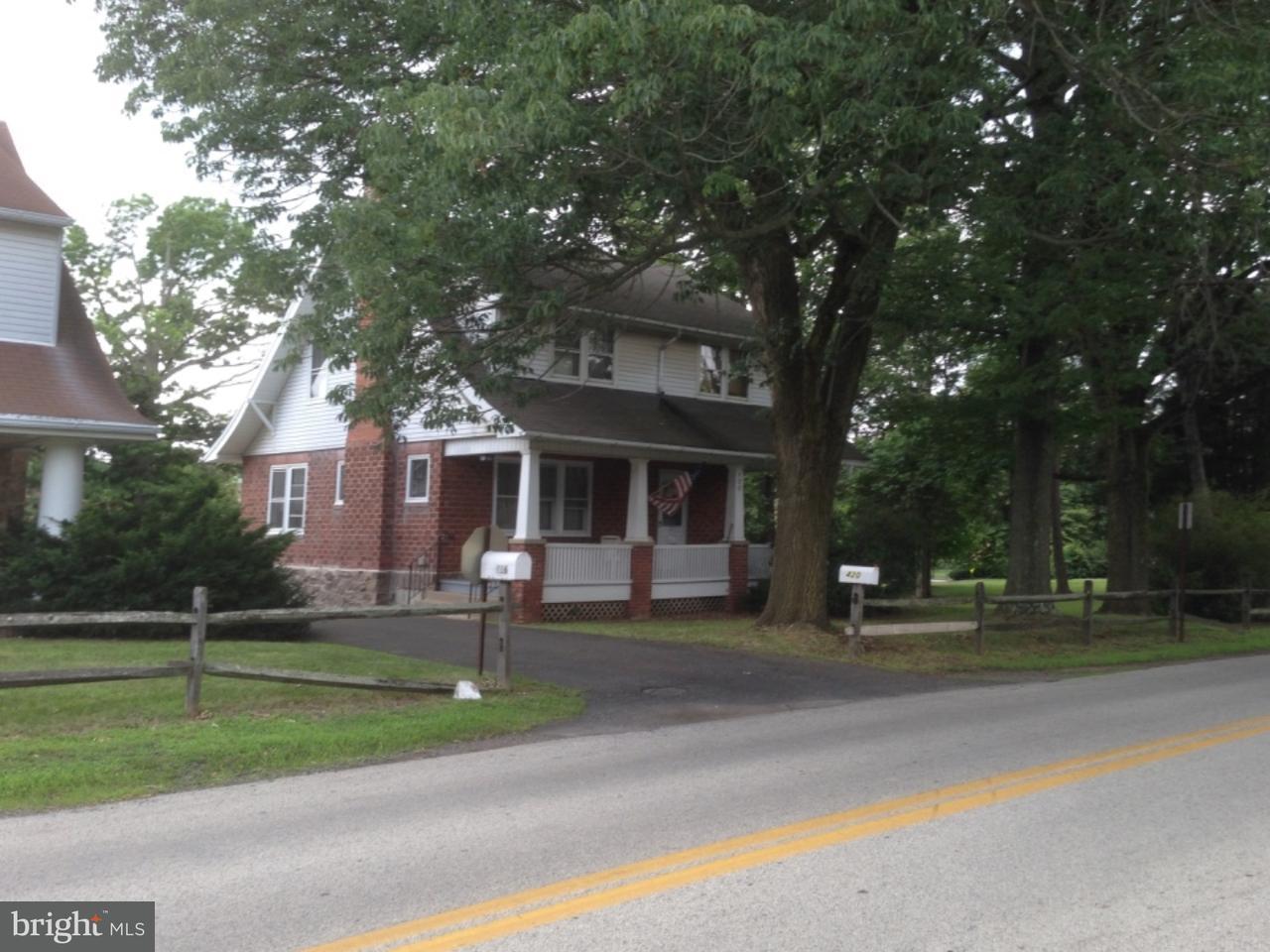 Single Family Home for Rent at 420 N SPRING GARDEN Street Ambler, Pennsylvania 19002 United States