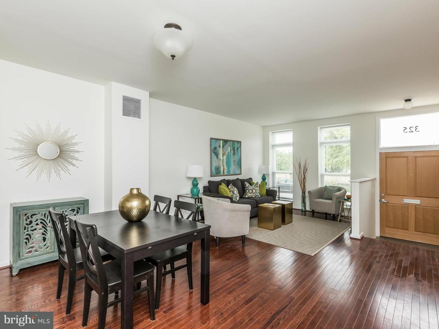 Photo of home for sale at 325 20th Street E, Baltimore MD