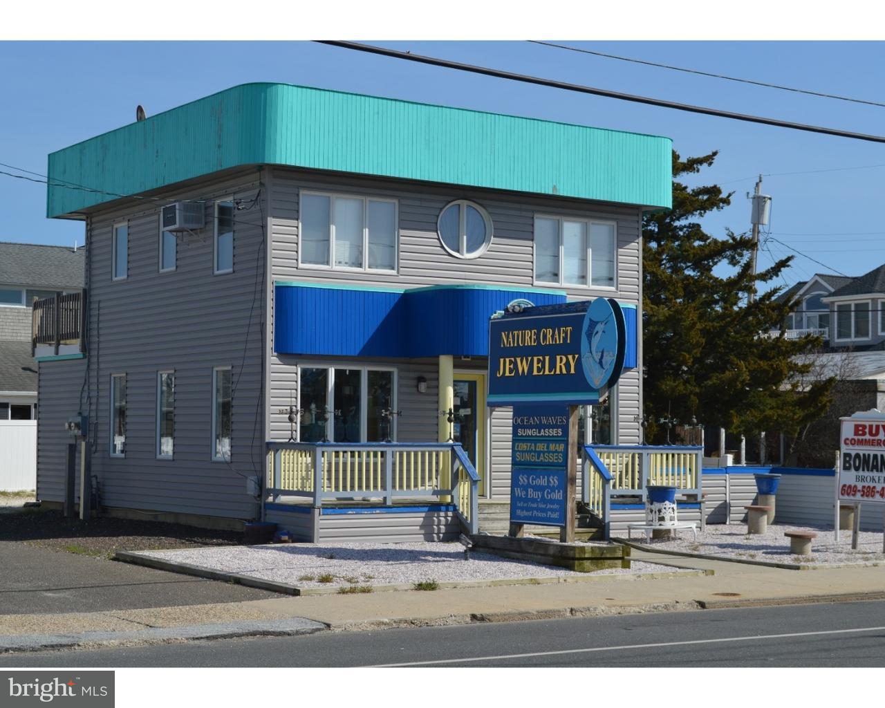 Maison unifamiliale pour l Vente à 2106 N LONG BEACH BLVD Surf City, New Jersey 08008 États-Unis