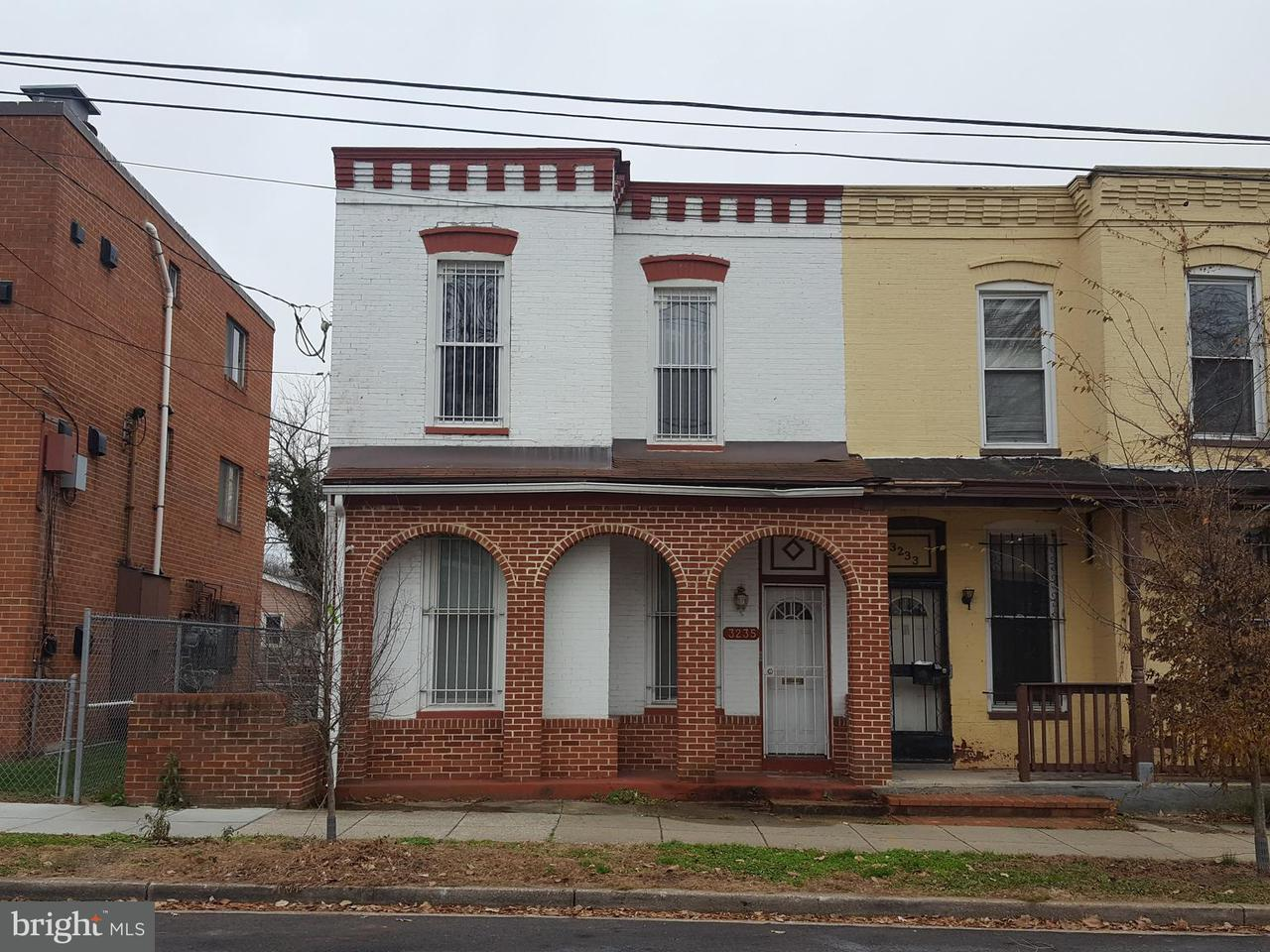 Other Residential for Sale at 3235 Ely Pl SE Washington, District Of Columbia 20019 United States