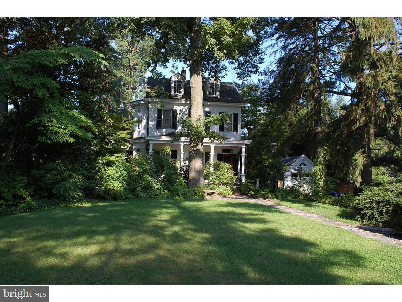 Maison unifamiliale pour l Vente à 85 N EVERGREEN Avenue Woodbury, New Jersey 08096 États-Unis
