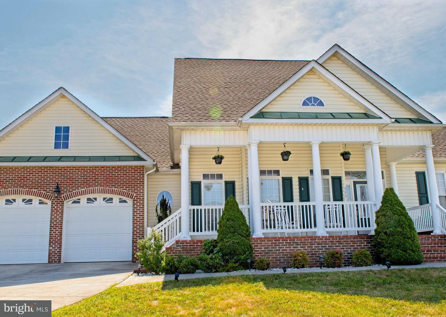 Single Family for Sale at 300 Clydesdale Dr Stephens City, Virginia 22655 United States