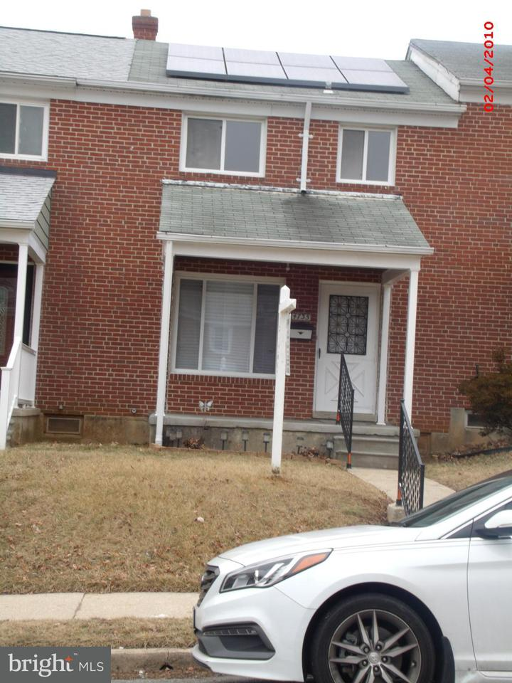 Single Family for Sale at 4735 Williston St Baltimore, Maryland 21229 United States