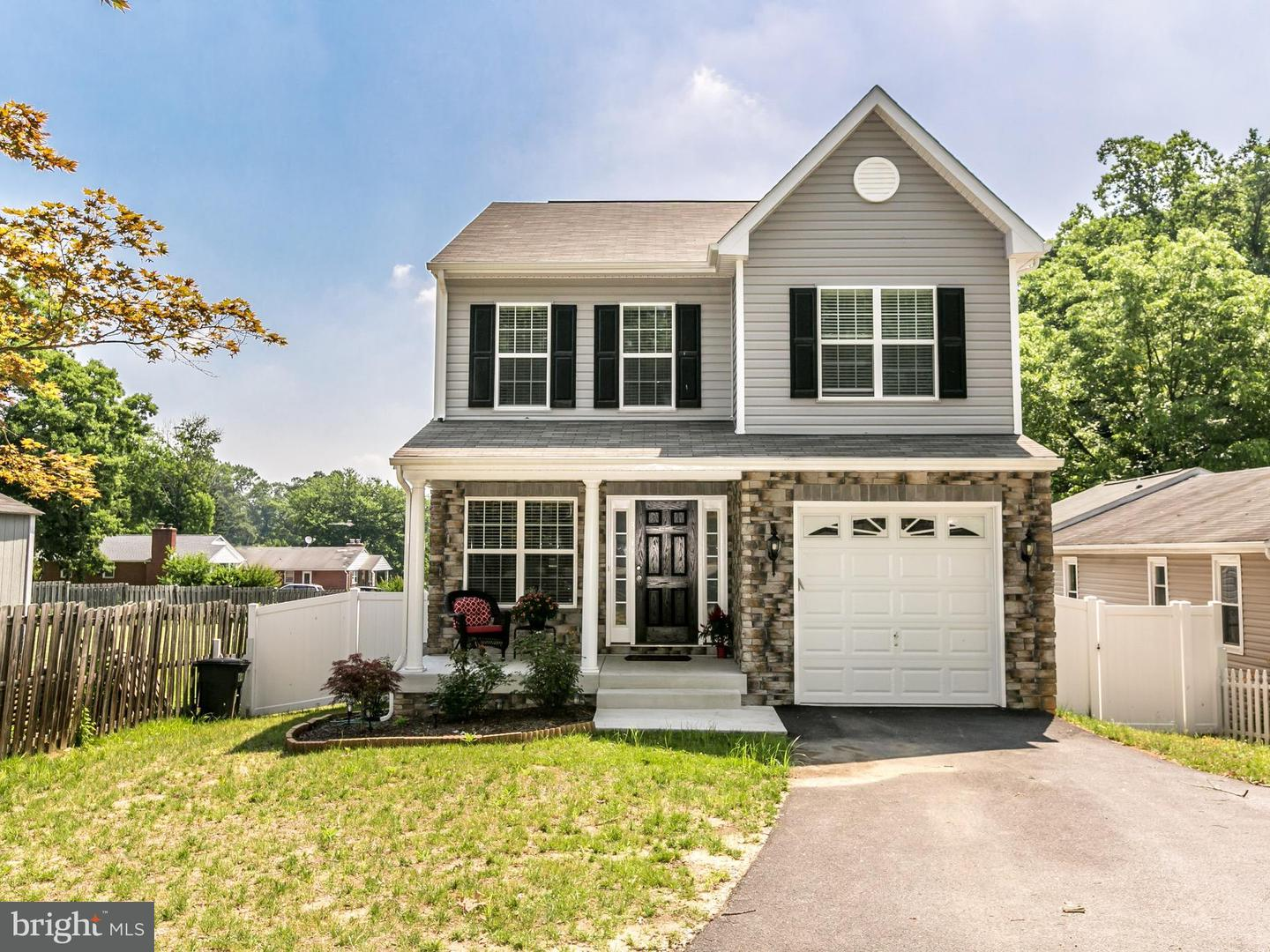 Single Family for Sale at 8317 Oakleigh Rd Parkville, Maryland 21234 United States