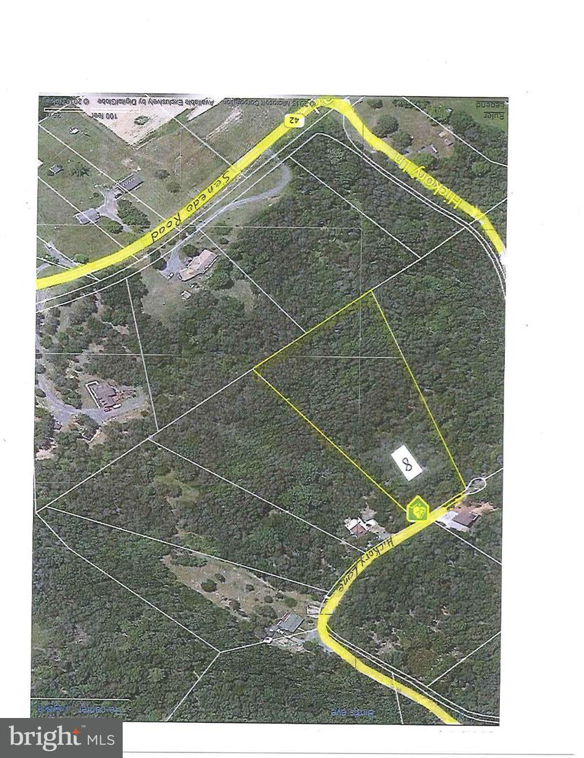 Land for Sale at 0 Hickory Lane Mount Jackson, Virginia 22842 United States