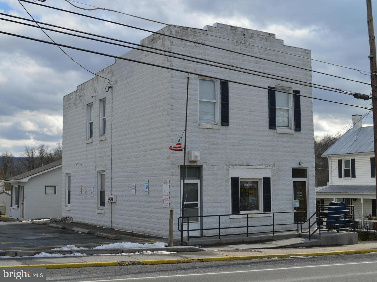 Commercial for Sale at 3374 S Main St Toms Brook, Virginia 22660 United States