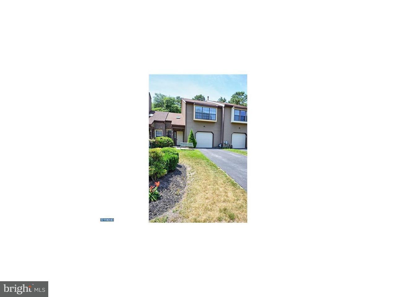 Casa unifamiliar adosada (Townhouse) por un Alquiler en 47 GOLF CLUB WAY Evesham Twp, Nueva Jersey 08053 Estados Unidos