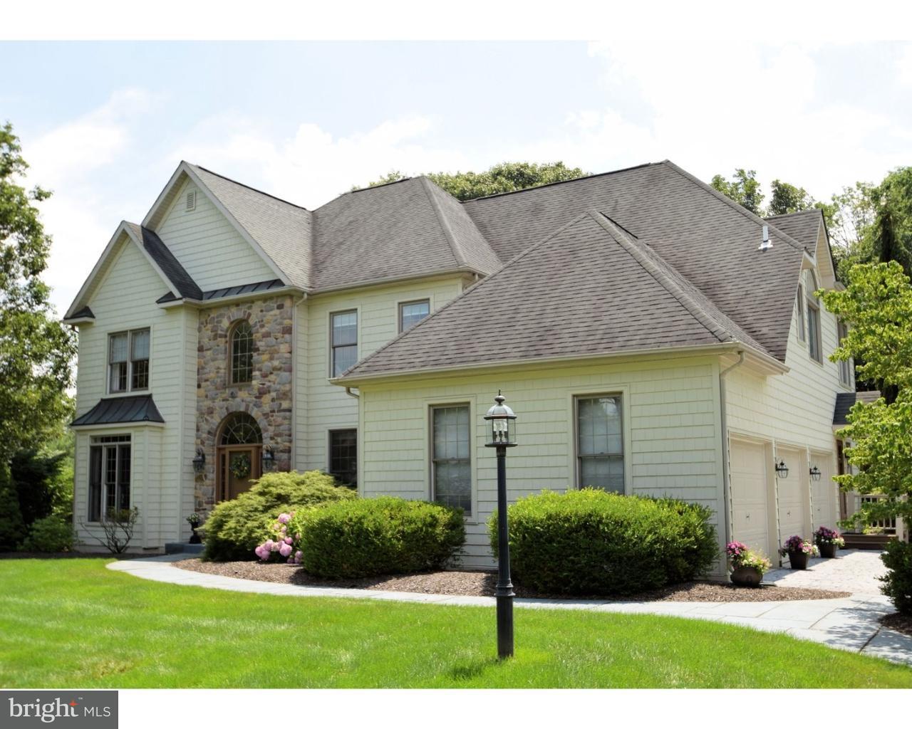 Casa Unifamiliar por un Venta en 68 ALEXANDER Court Newtown, Pennsylvania 18940 Estados Unidos