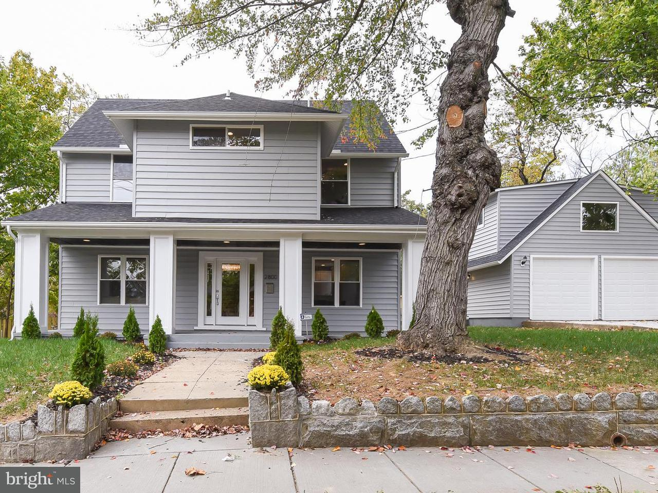 Single Family Home for Sale at 2800 13th St Ne 2800 13th St Ne Washington, District Of Columbia 20017 United States