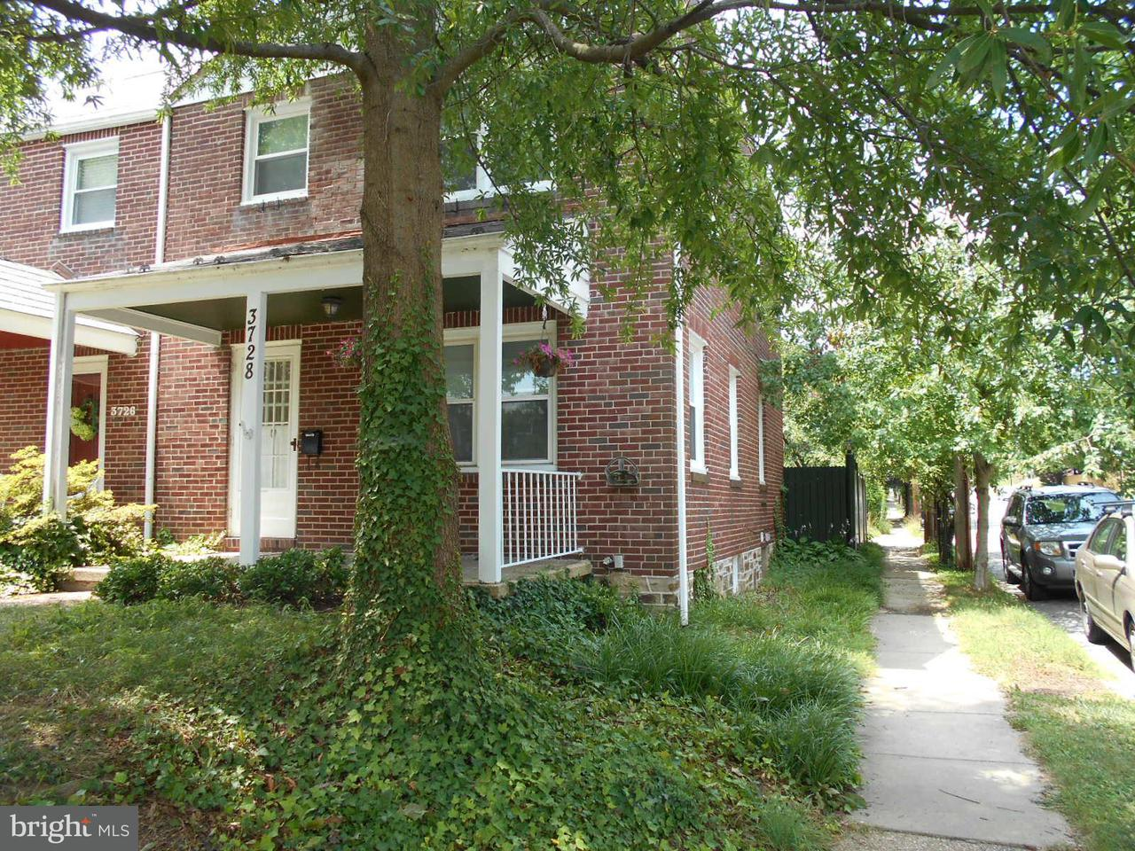 Other Residential for Rent at 3728 Yolando Rd Baltimore, Maryland 21218 United States
