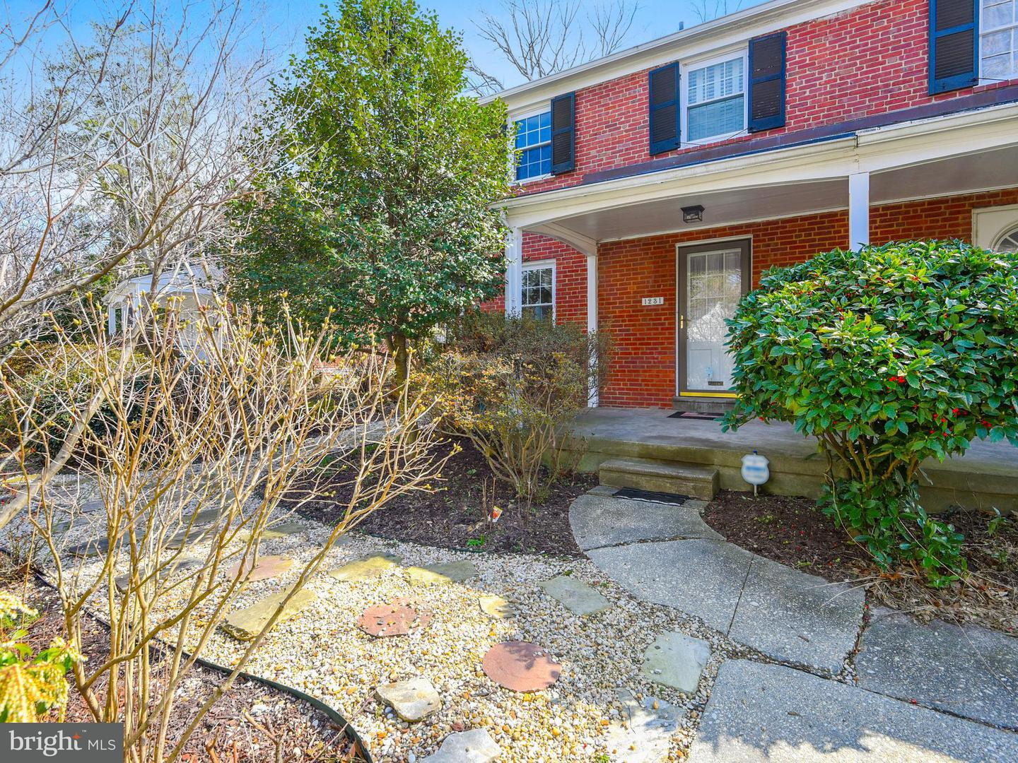 Single Family for Sale at 1231 Northview Rd Baltimore, Maryland 21218 United States