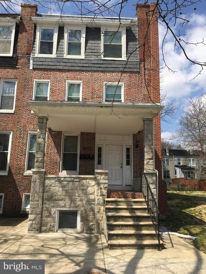 Other Residential for Rent at 2314 Whittier Ave #1 Baltimore, Maryland 21217 United States