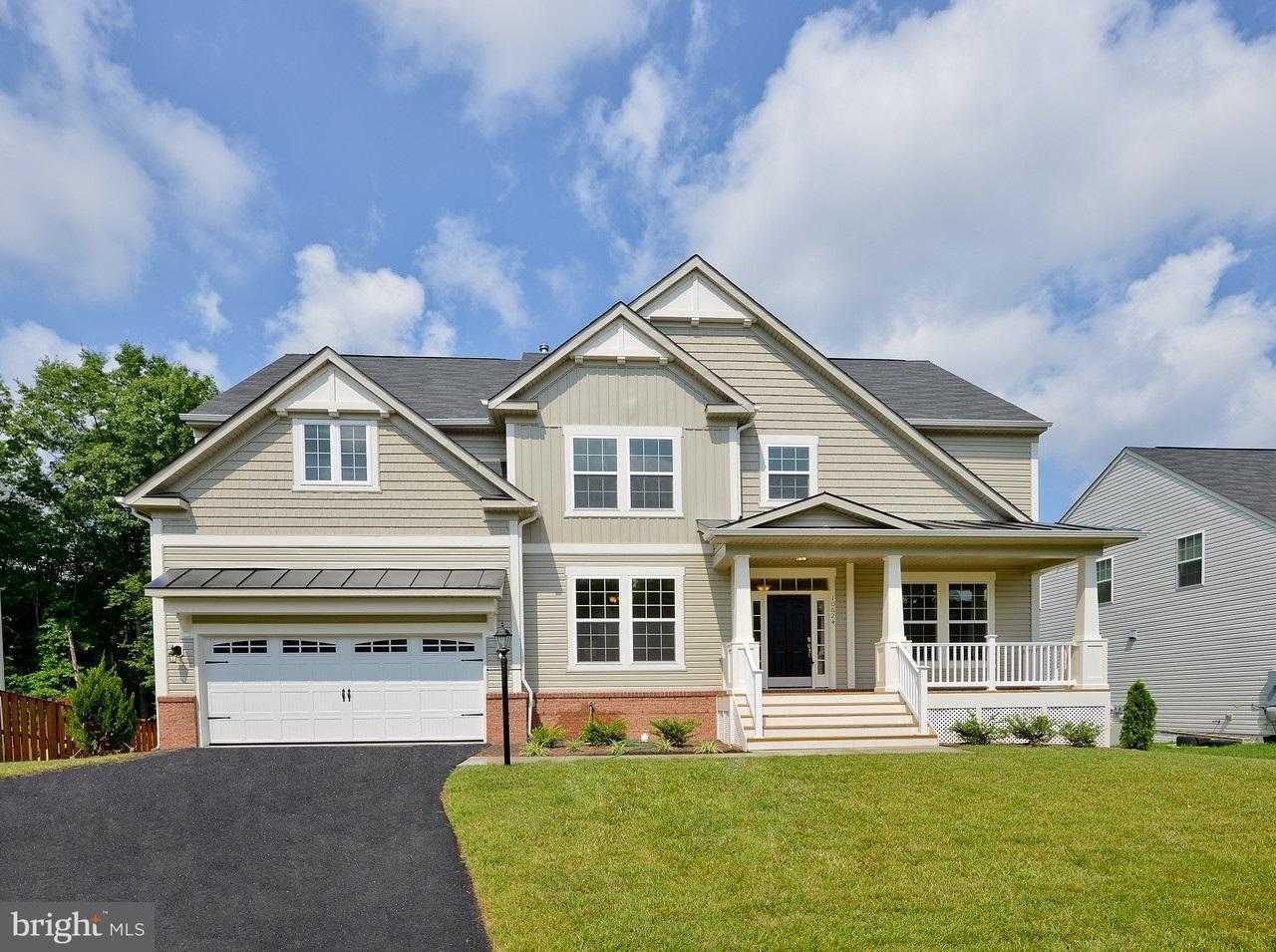Photo of home for sale at 10624 Smith Pond Lane, Manassas VA