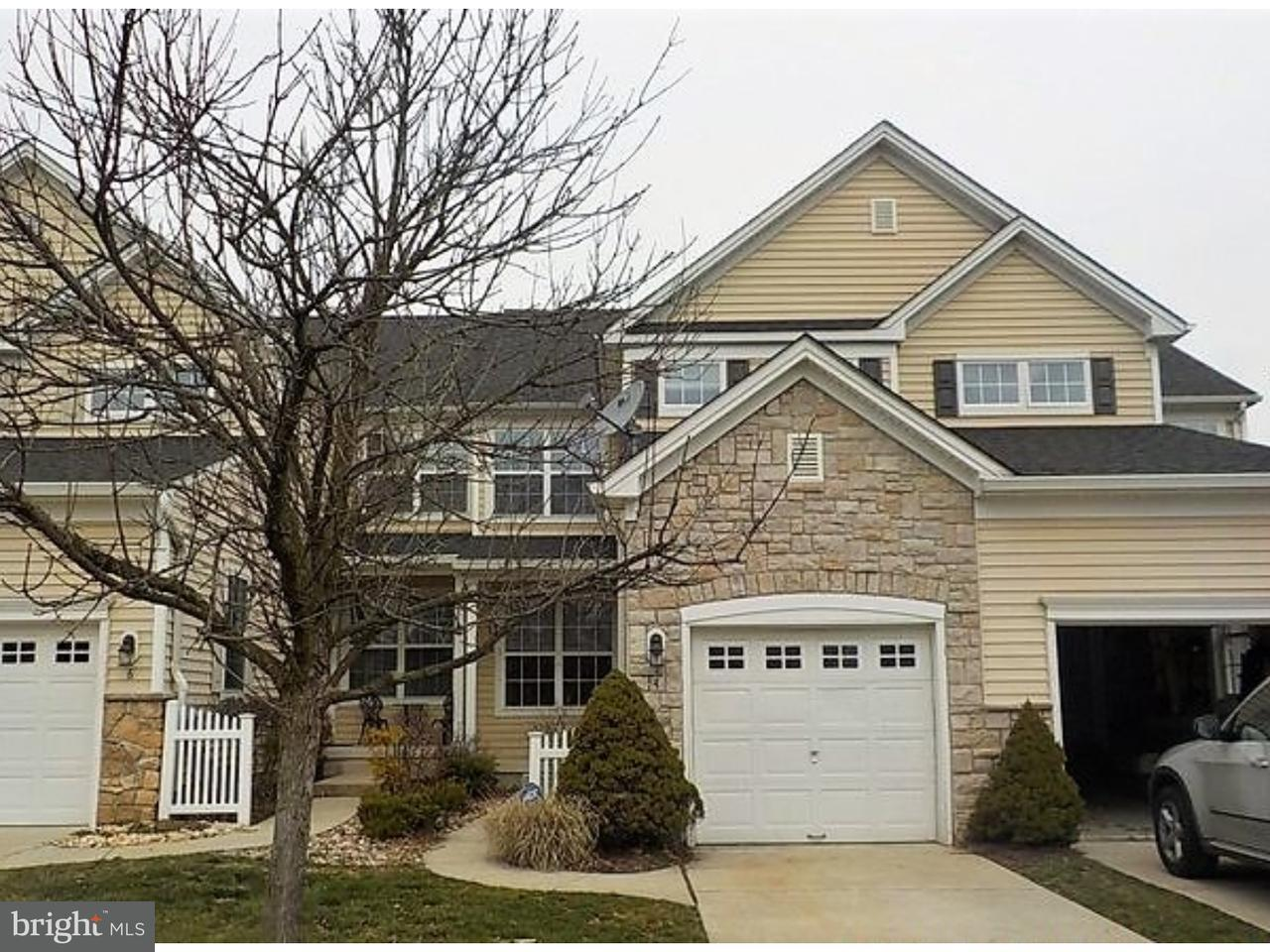 Townhouse for Sale at 4 STERN LIGHT Drive Mount Laurel, New Jersey 08054 United States