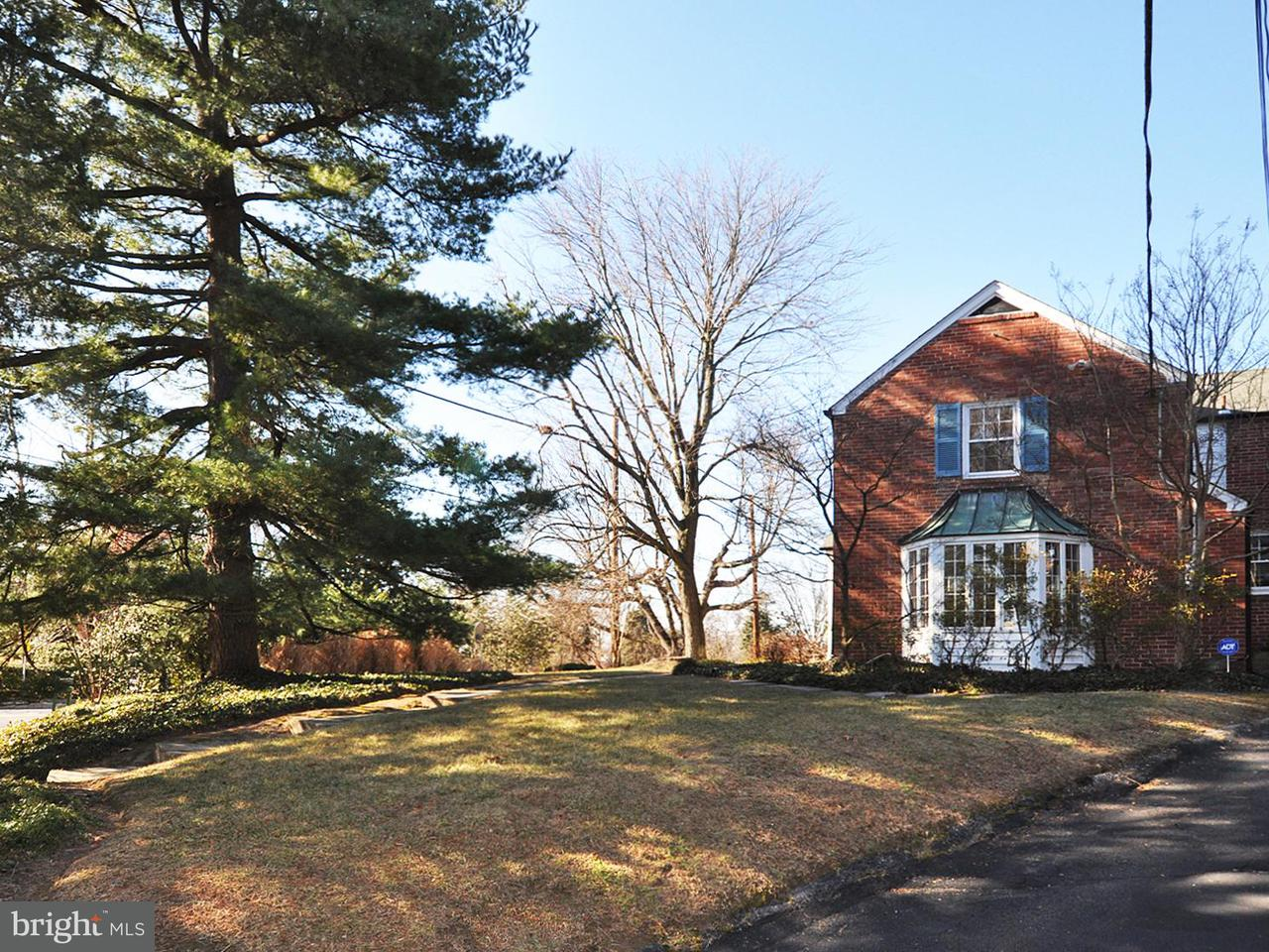 Single Family Home for Sale at 6101 Massachusetts Avenue 6101 Massachusetts Avenue Bethesda, Maryland 20816 United States