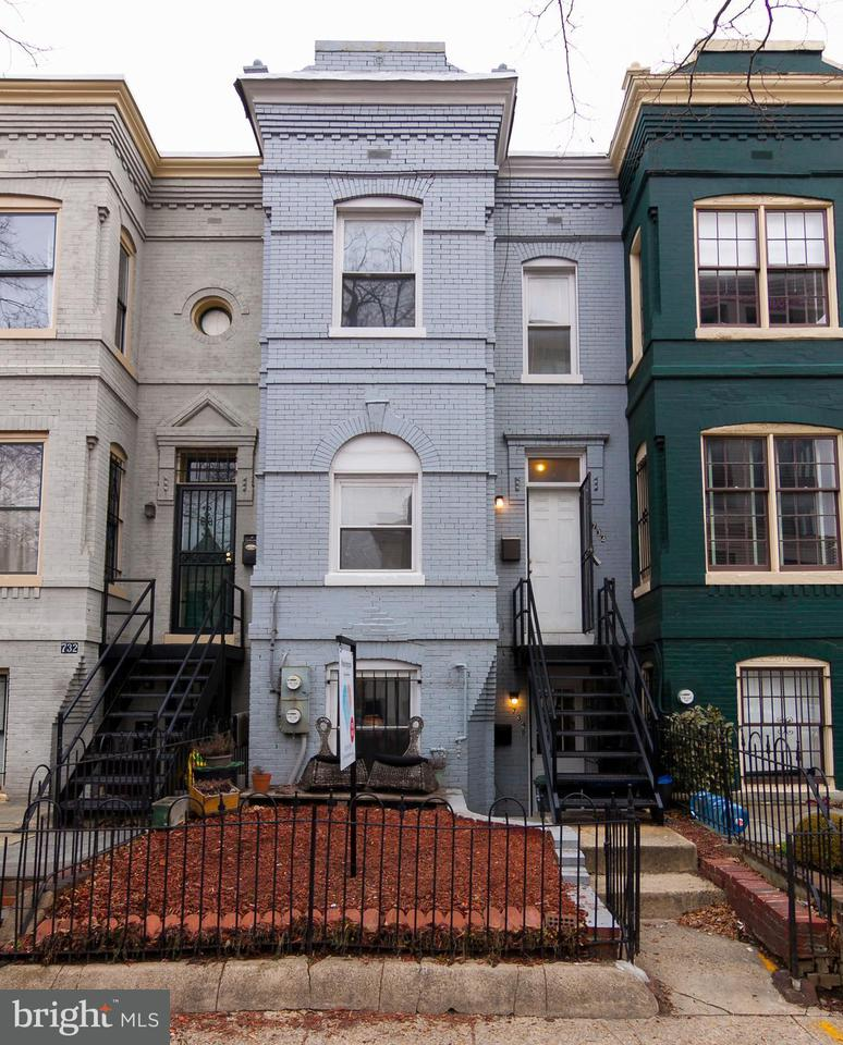 Townhouse for Sale at 734 5th St Ne 734 5th St Ne Washington, District Of Columbia 20002 United States
