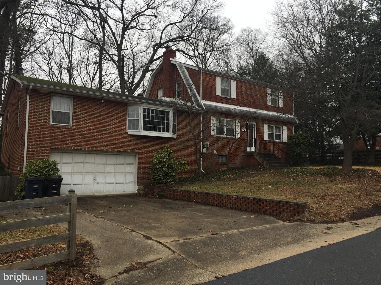 獨棟家庭住宅 為 出售 在 4409 Samar Street 4409 Samar Street Beltsville, 馬里蘭州 20705 美國