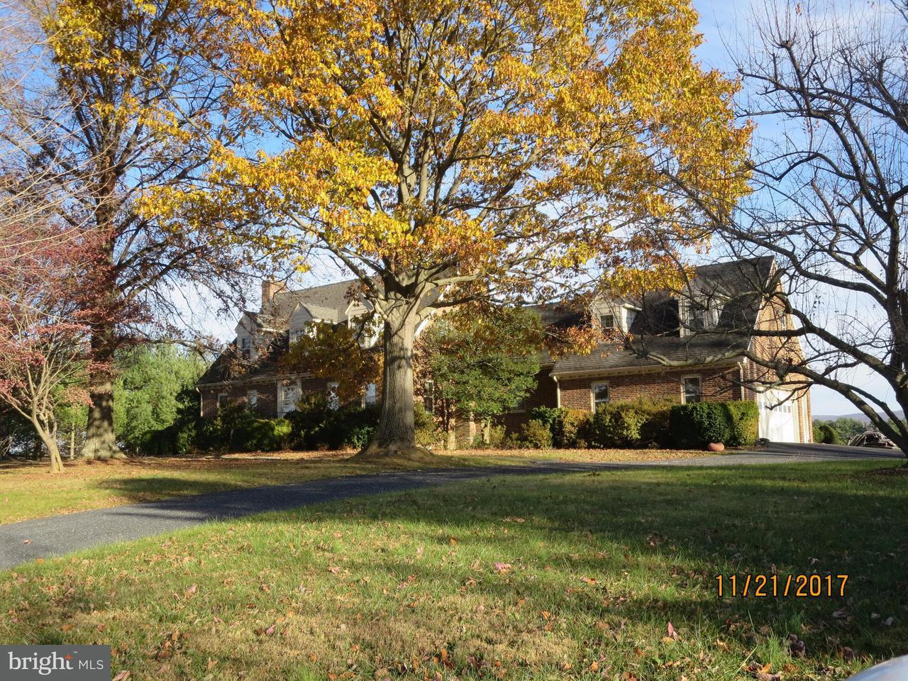 農場 為 出售 在 367 Kennel Road 367 Kennel Road Boyce, 弗吉尼亞州 22620 美國