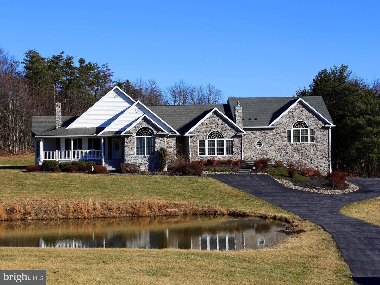 Частный односемейный дом для того Продажа на 11201 Price Rd Ne 11201 Price Rd Ne Little Orleans, Мэриленд 21766 Соединенные Штаты