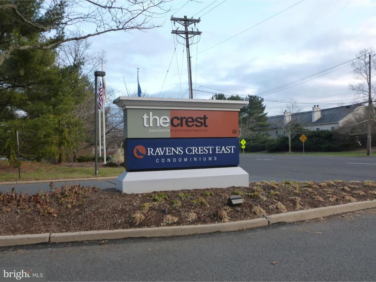 Maison unifamiliale pour l à louer à 4710 RAVENS CREST Drive Plainsboro, New Jersey 08536 États-UnisDans/Autour: Plainsboro Township