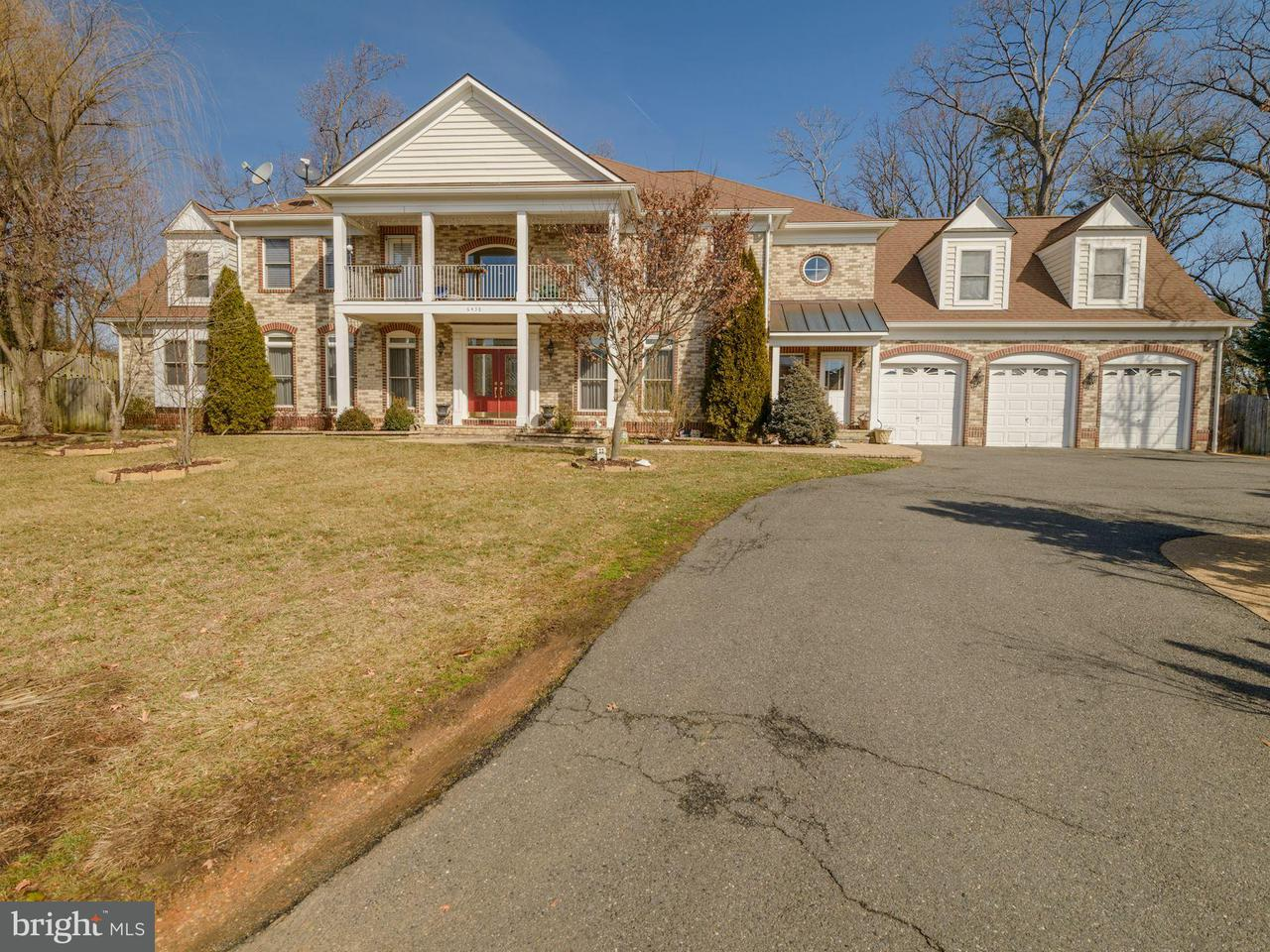 Single Family Home for Sale at 6438 Columbia Pike 6438 Columbia Pike Annandale, Virginia 22003 United States