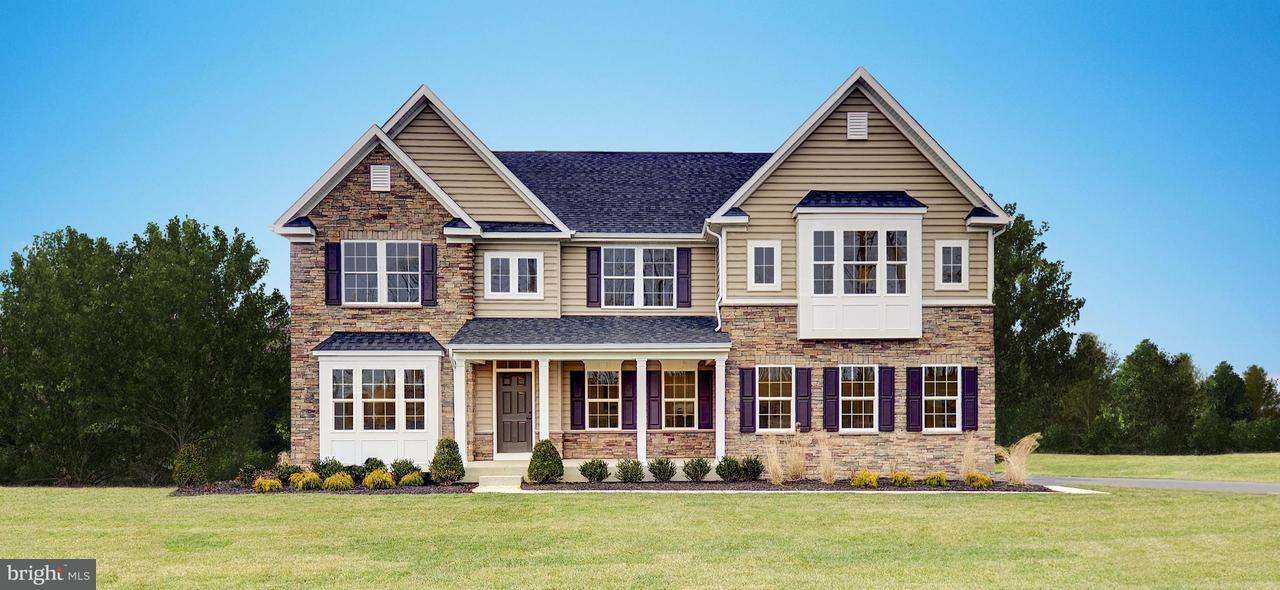 Частный односемейный дом для того Продажа на 14301 Clagett Run Road 14301 Clagett Run Road Brandywine, Мэриленд 20613 Соединенные Штаты