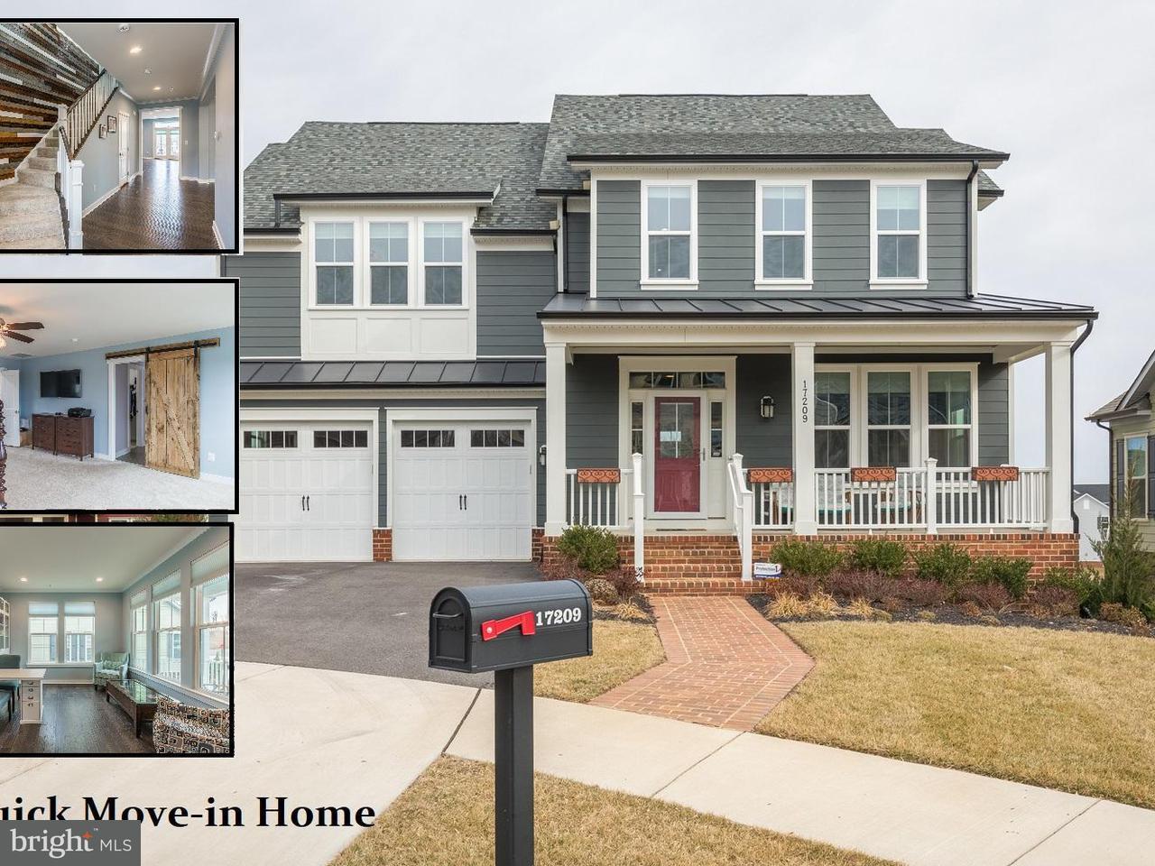 独户住宅 为 销售 在 17209 Flatstick Court 17209 Flatstick Court Dumfries, 弗吉尼亚州 22026 美国