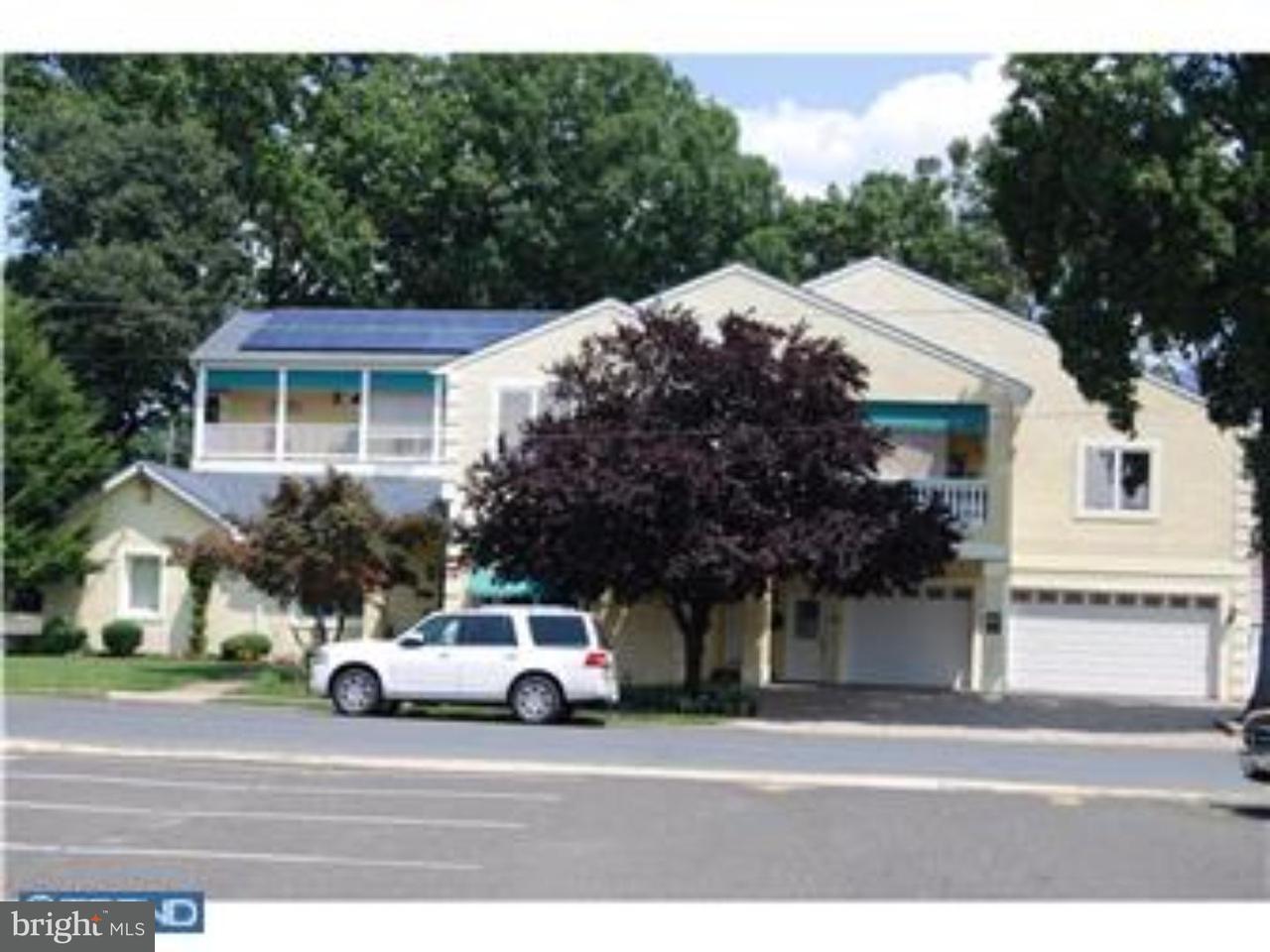 Casa Unifamiliar por un Alquiler en 1326 CENTRAL Avenue Glendora, Nueva Jersey 08029 Estados Unidos
