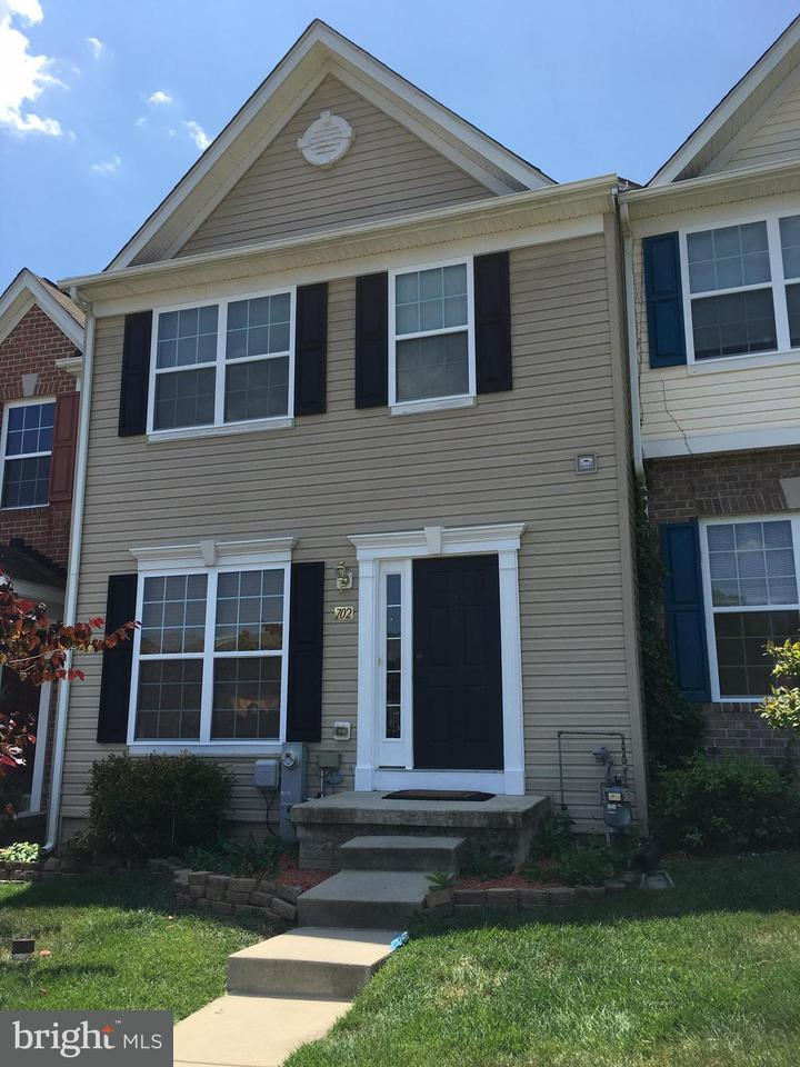 Other Residential for Rent at 702 Cardiff Cir Edgewood, Maryland 21040 United States
