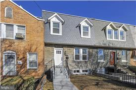 Townhouse for Sale at 911 Delafield Pl Nw 911 Delafield Pl Nw Washington, District Of Columbia 20011 United States
