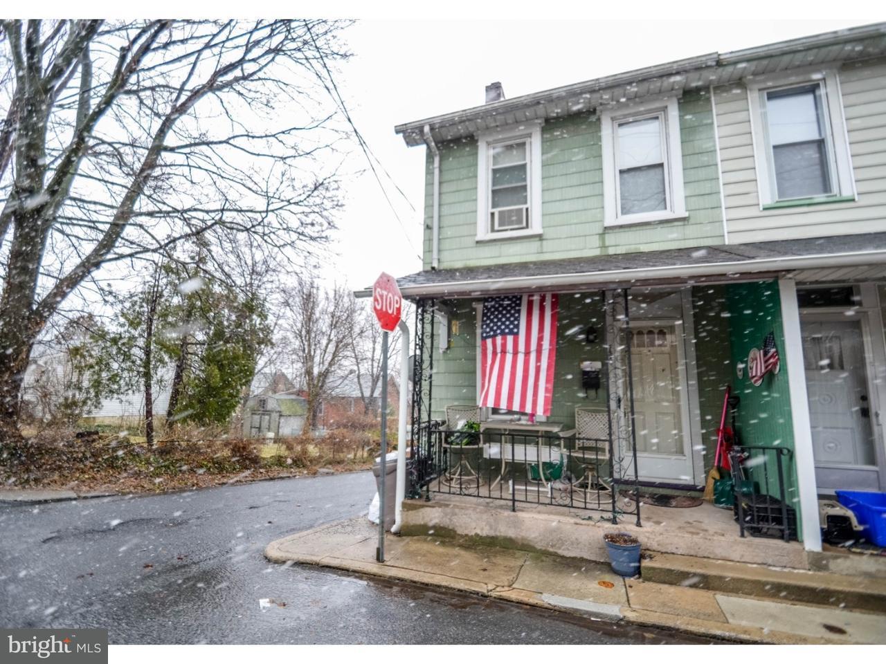 Townhouse for Sale at 754 RAILROAD Street Catasauqua, Pennsylvania 18032 United States