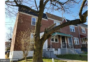 Single Family for Sale at 3501 Lexington St Baltimore, Maryland 21229 United States