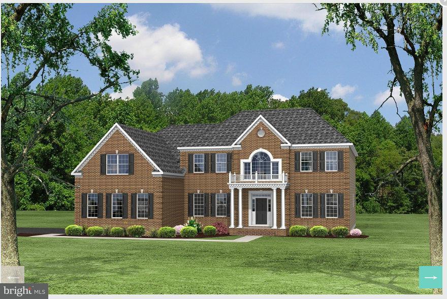 Casa Unifamiliar por un Venta en 8101 Blue Tick Hound Way 8101 Blue Tick Hound Way Port Tobacco, Maryland 20677 Estados Unidos