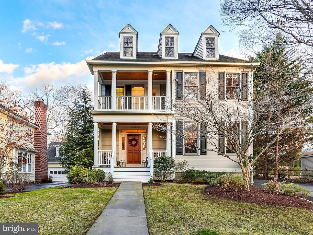 Single Family Home for Sale at 10709 Montrose Avenue 10709 Montrose Avenue Garrett Park, Maryland 20896 United States